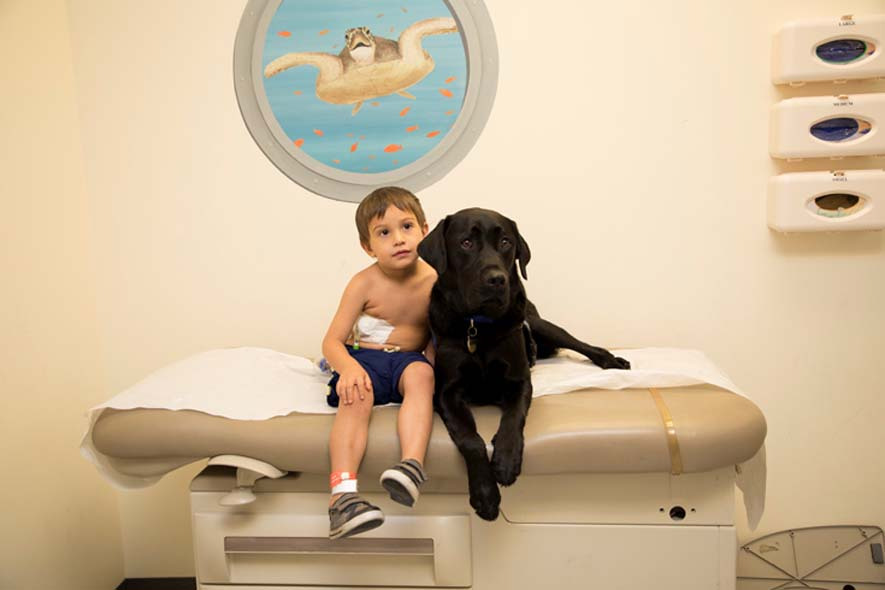45_UC_Davis_child_w_Therapy_Dog